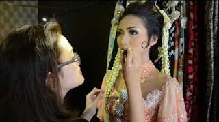 Panduan Cara Make Up Pengantin Yang Betul,cara mekap kening,cara make up yang betul,cara makeup mata,cara mekap mata,makeup pengantin,mekap pengantin,solekan mata,make up mata,