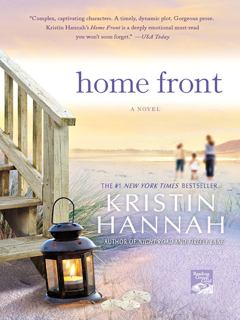 Book Review: Home Front by Kristin Hannah