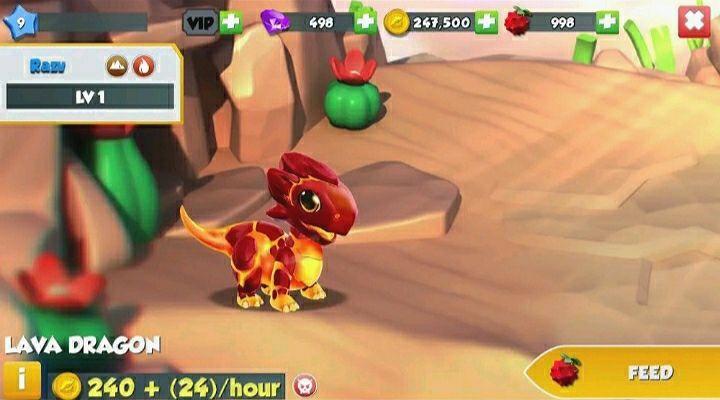 Dragon Mania Legend Mod Apk 4.0.0  Unlimited (Gems/Coins)