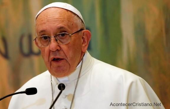 Papa Francisco pide la unidad entre católicos y evangélicos
