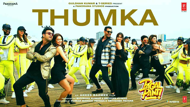THUMKA SONG LYRICS YO YO HONEY SINGH  PAGALPANTI