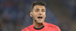 Manzano ref for Lyon-Juventus