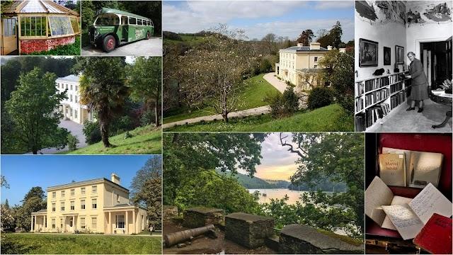 Greenway House: Το θρυλικό σπίτι της Αγκάθα Κρίστι
