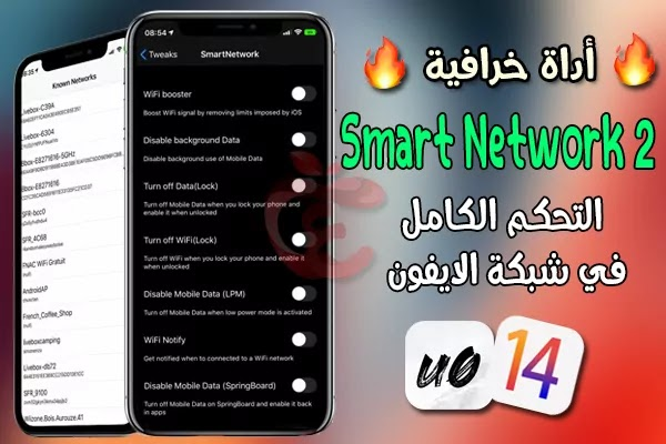 https://www.arbandr.com/2021/03/SmartNetwork2-Tweak-iOS14-Unc0ver-jailbreak.html