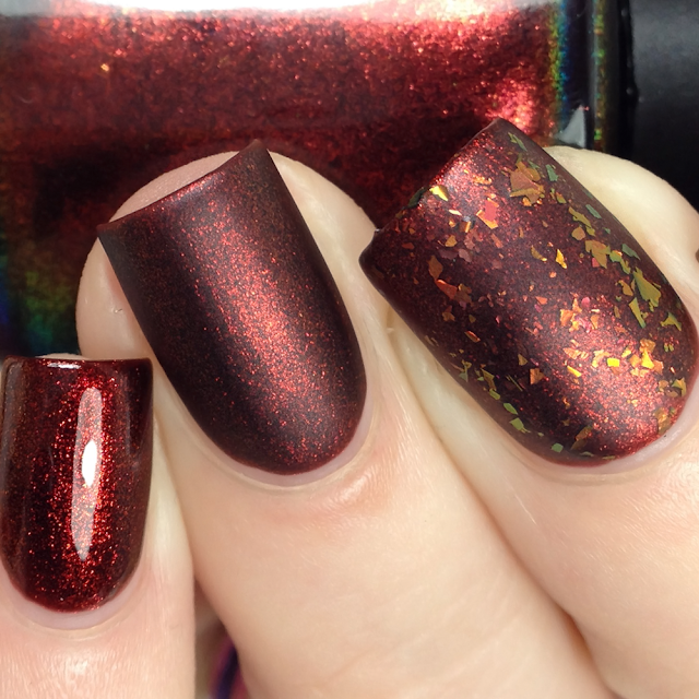 Tonic Polish-Blood on my Hands