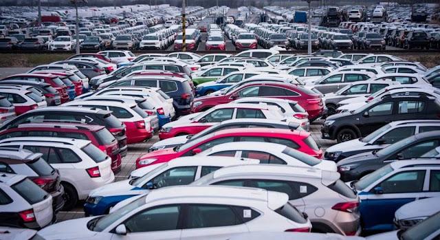 قائمة سيارات للبيع جديدة 2020