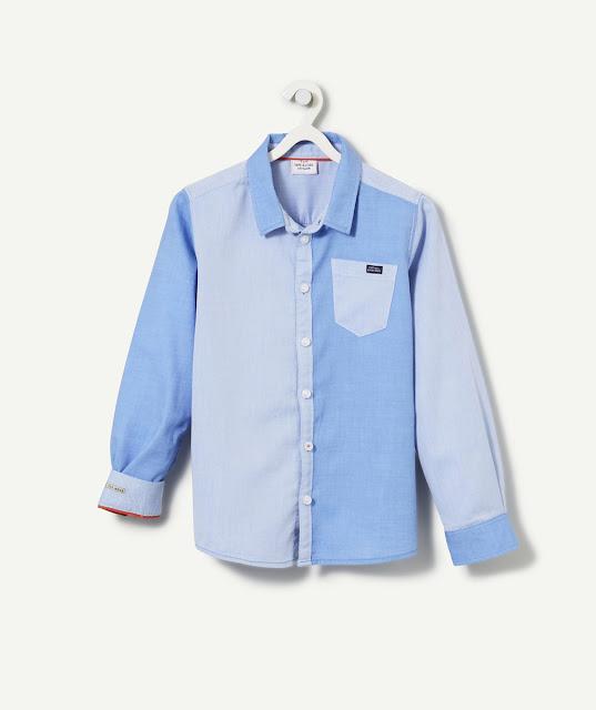 chemise enfant