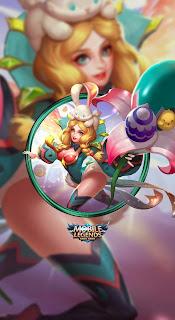 Rafaela Flower Fairy Heroes Support of Skins V3