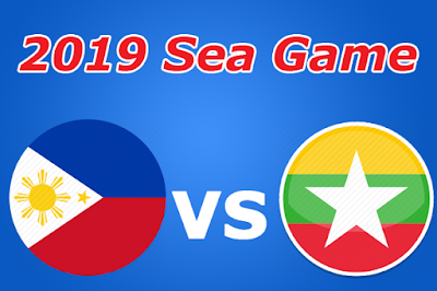 Live Streaming Myanmar vs Philippines (SEA GAMES) 27.11.2019