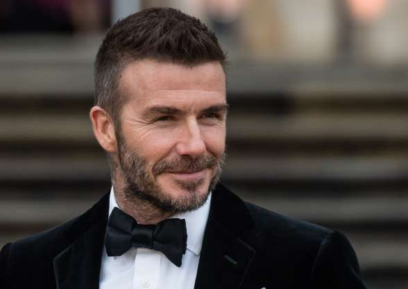 Beckham given driving ban for using phone at the wheel