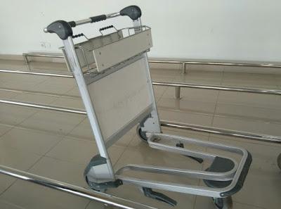 daftar harga trolley bandara