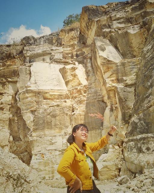 Telaga Biru Semin Gunung Kidul, Wisata Waduk Jogja