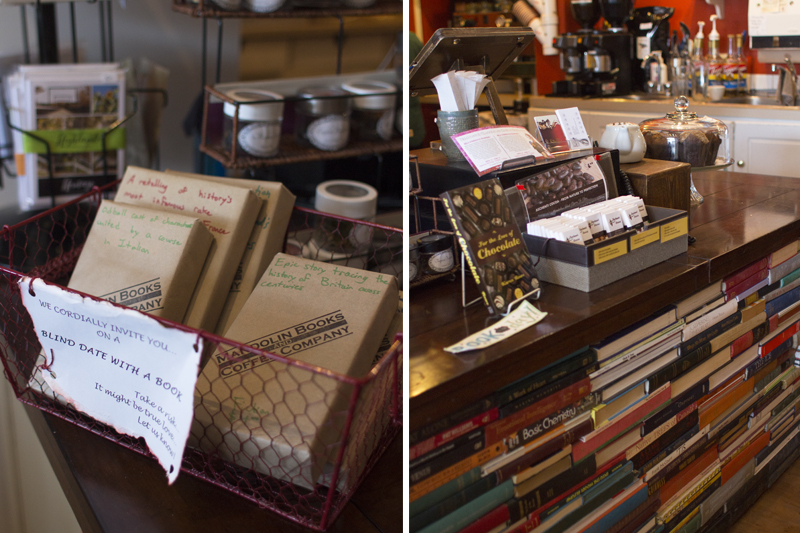 Mandolin Books & Coffee Company