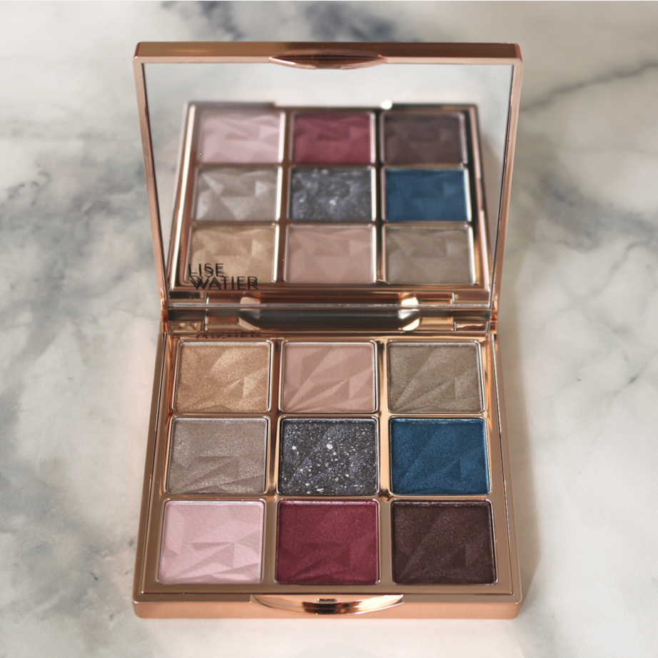 Lise Watier Diamond Dreams 9-Colour Eyeshadow Palette