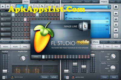 FL Studio Mobile APK for Android Free Download