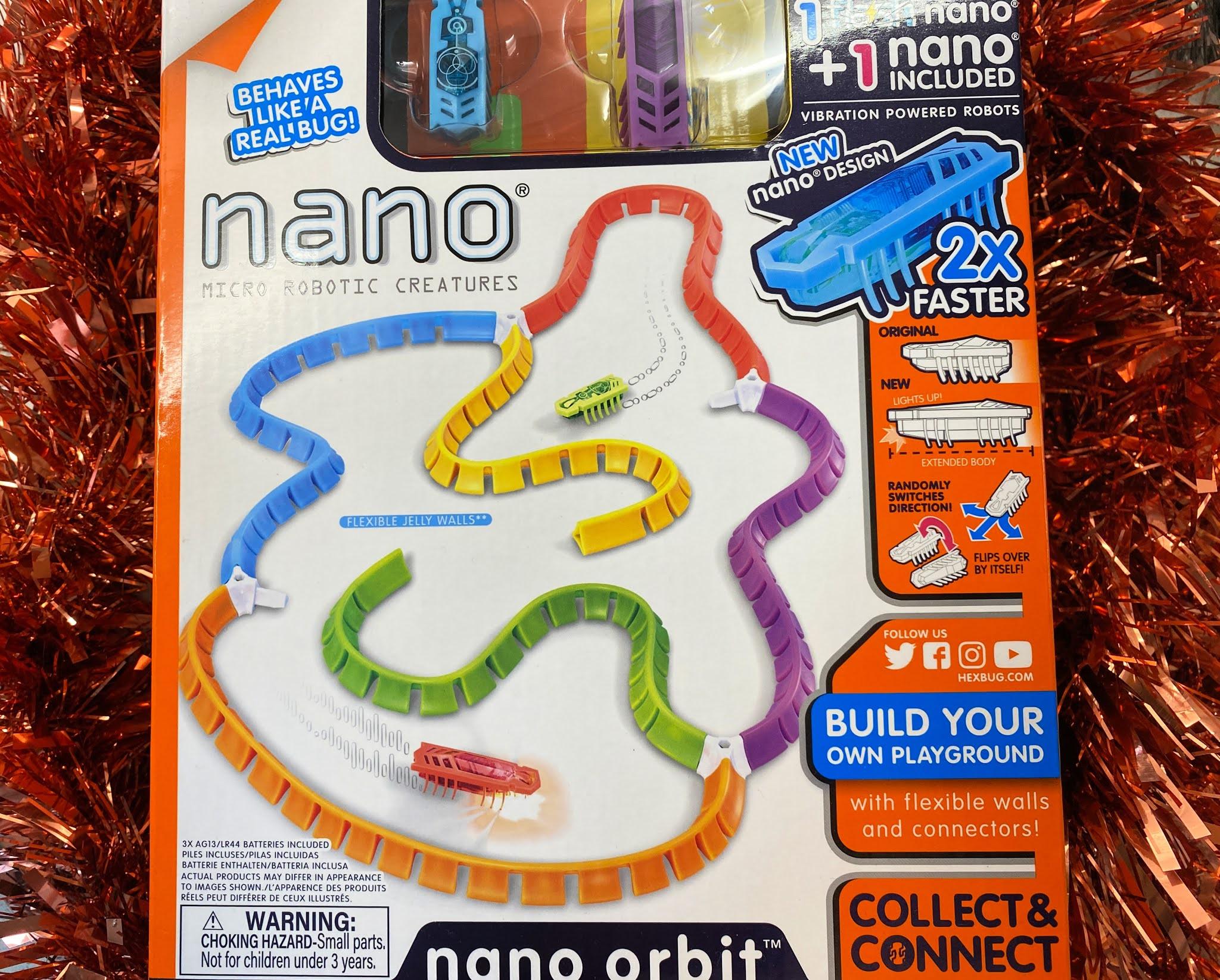 Nano Orbit