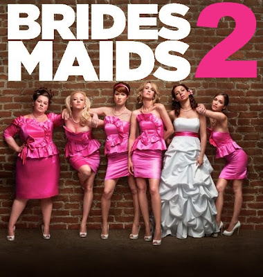 Bridesmaids 2 - Bridesmaids Film Vervolg
