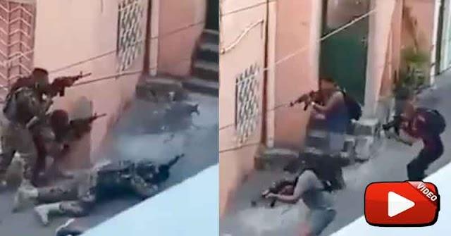 14 Muertos fueron el resultado de los tiroteos en La Vega con el Faes