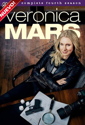 Veronica Mars (TV Series) S04 DVD R1 NTSC Latino 2xDVD5