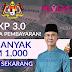 Geran Khas Prihatin 3.0 (GKP 3.0) : RM 1,000 dah masuk
