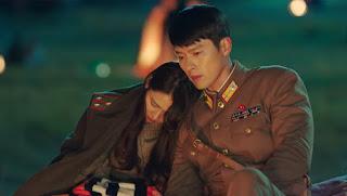 Hyun Bin dan Son Yejin di Crash Landing on You