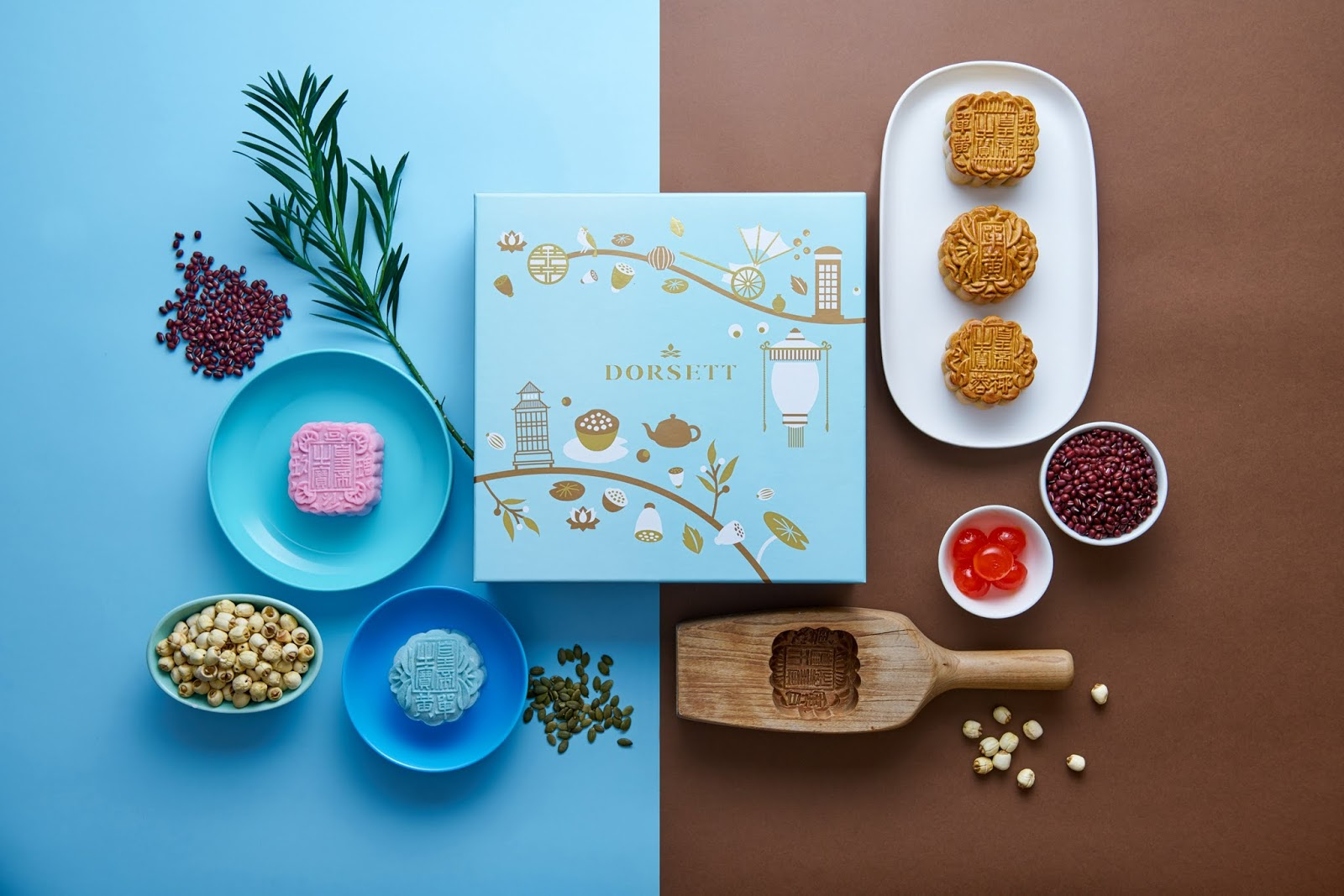 CHASING FOOD DREAMS: Dorsett Grand Subang Mid-Autumn Mooncakes 2017