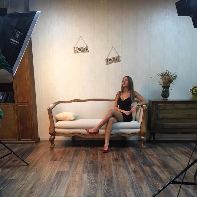 Ekaterina Kostjunina, la Árbitro rusa más sexy del mundo