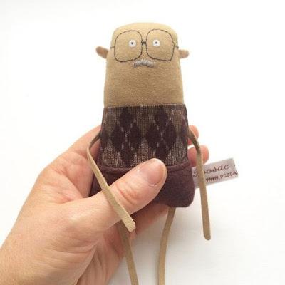 Bonecos de pano: 23 ideias para te inspirar