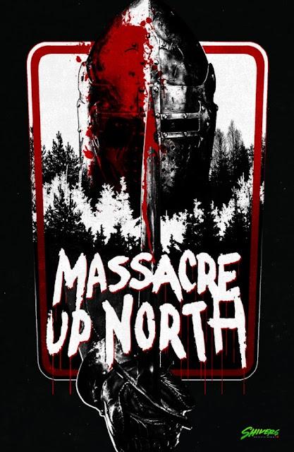 massacre up north poster