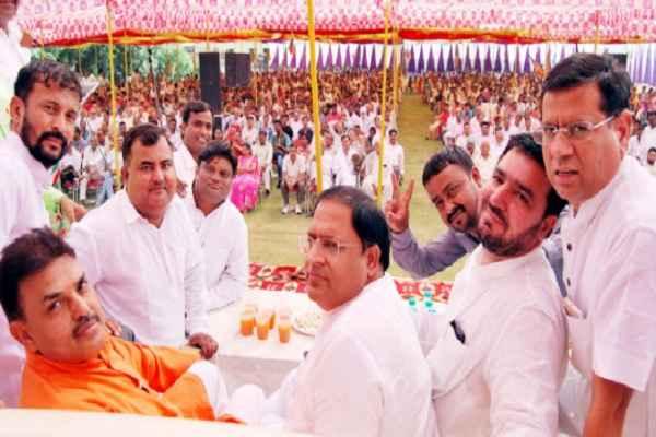 चुनाव हार गए फिर भी विधायक की तरह काम कर रहे हैं BJP नेता यशवीर डागर, 250 करोड़ का विकास कार्य