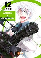 Aoharu x Machinegun #12 - ECC Ediciones