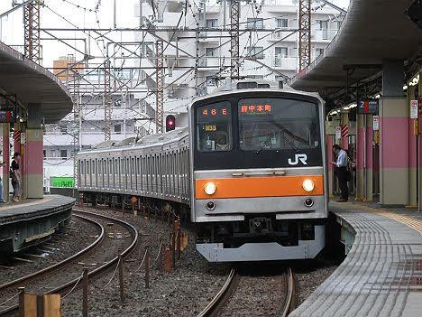 【ダイヤ改正前に引退!】武蔵野線 府中本町行き2 205系5000番台(LED)