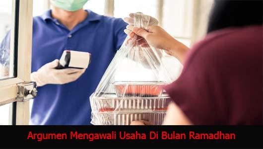 Argumen Mengawali Usaha Di Bulan Ramadhan