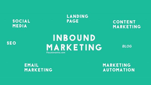 definisi inbound marketing dan outbound marketing