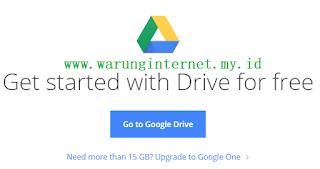 Cara Menyimpan File Di Google Drive Android