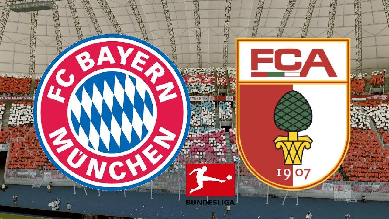 بث مباشر مباراة بايرن ميونخ واجسبورج