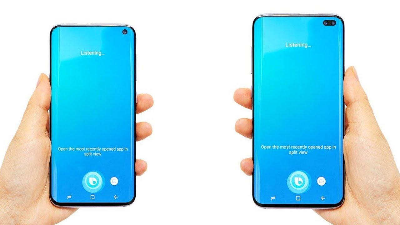 Samsung Galaxy S10+ Phone Coming Soon With 5G And In Screen Dual