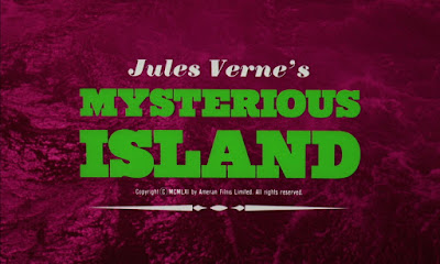 Jules Verne S Mysterious Island Cast