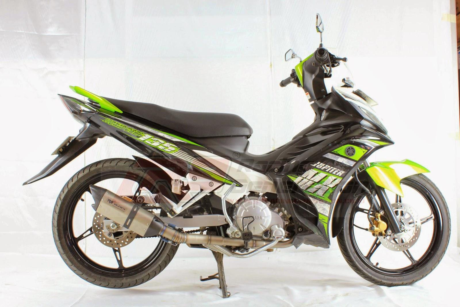 Yamaha Jupiter Mx Price