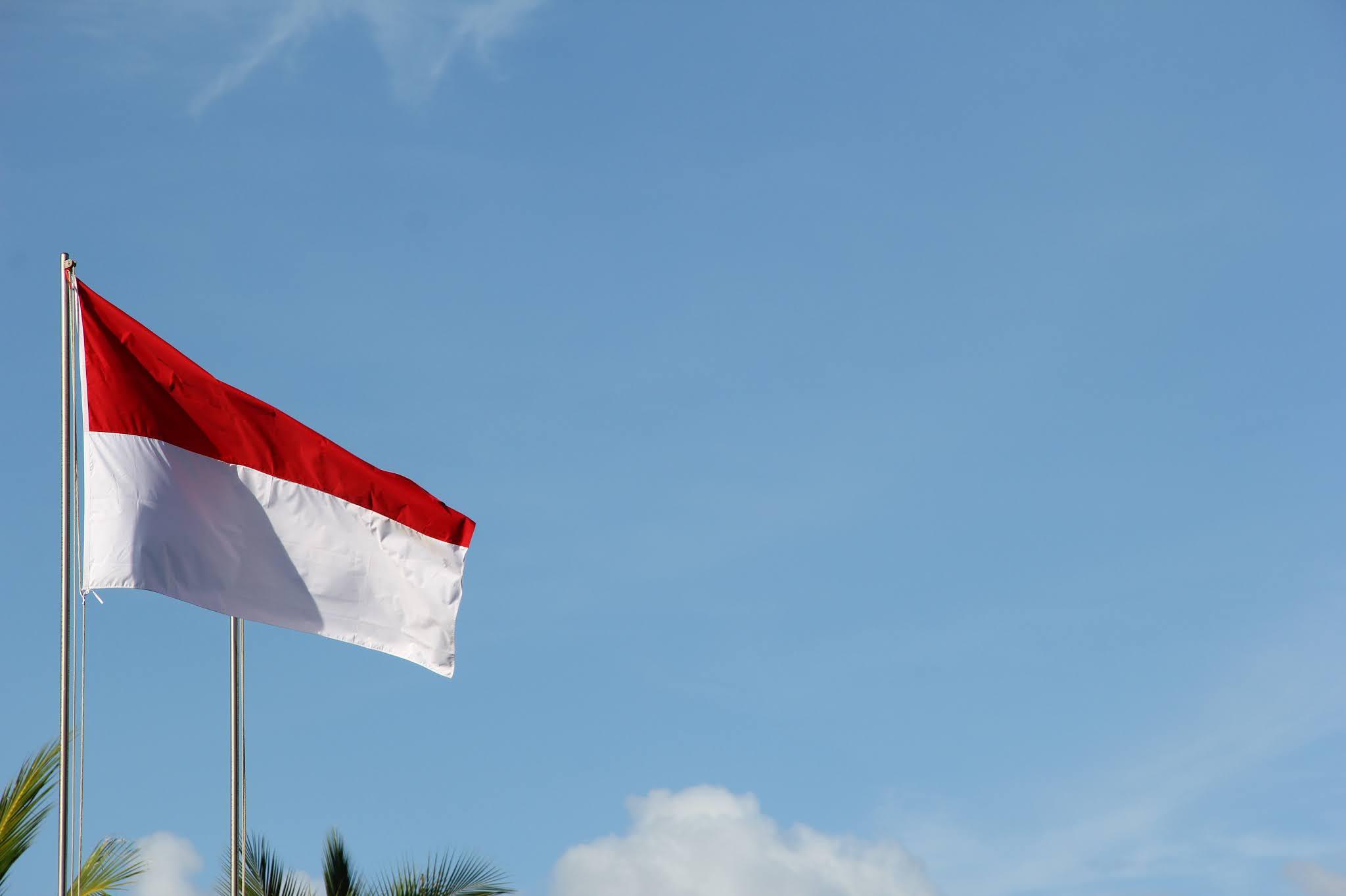 bendera negara indonesia