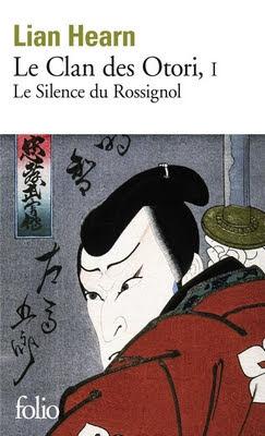 Le silence du rossignol - Couverture