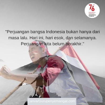 Kartu Ucapan Hari Kemerdekaan RI Tahun 2021 (2)