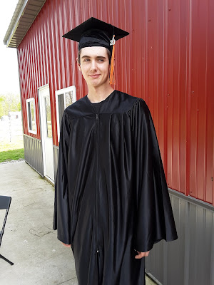 Our graduate from A Glimpse of Normal