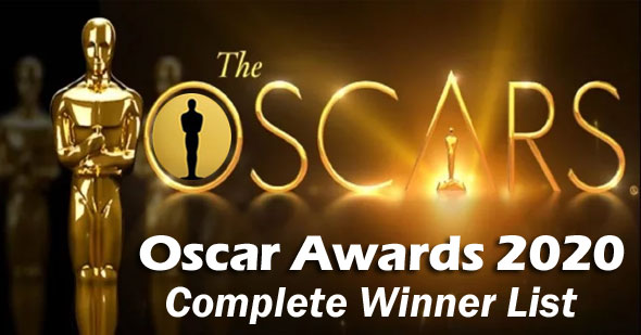 Oscar Awards 2020 Winners