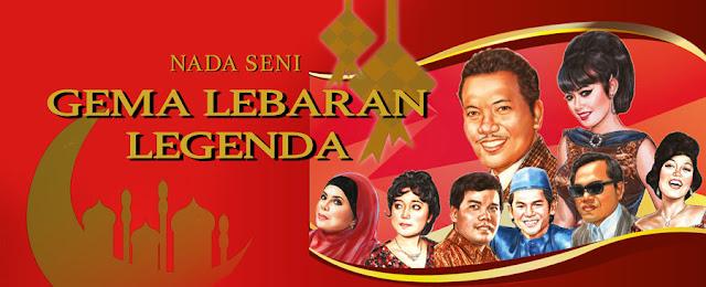 Album Raya Nada Gema Lebaran Legenda Kini Di Pasaran
