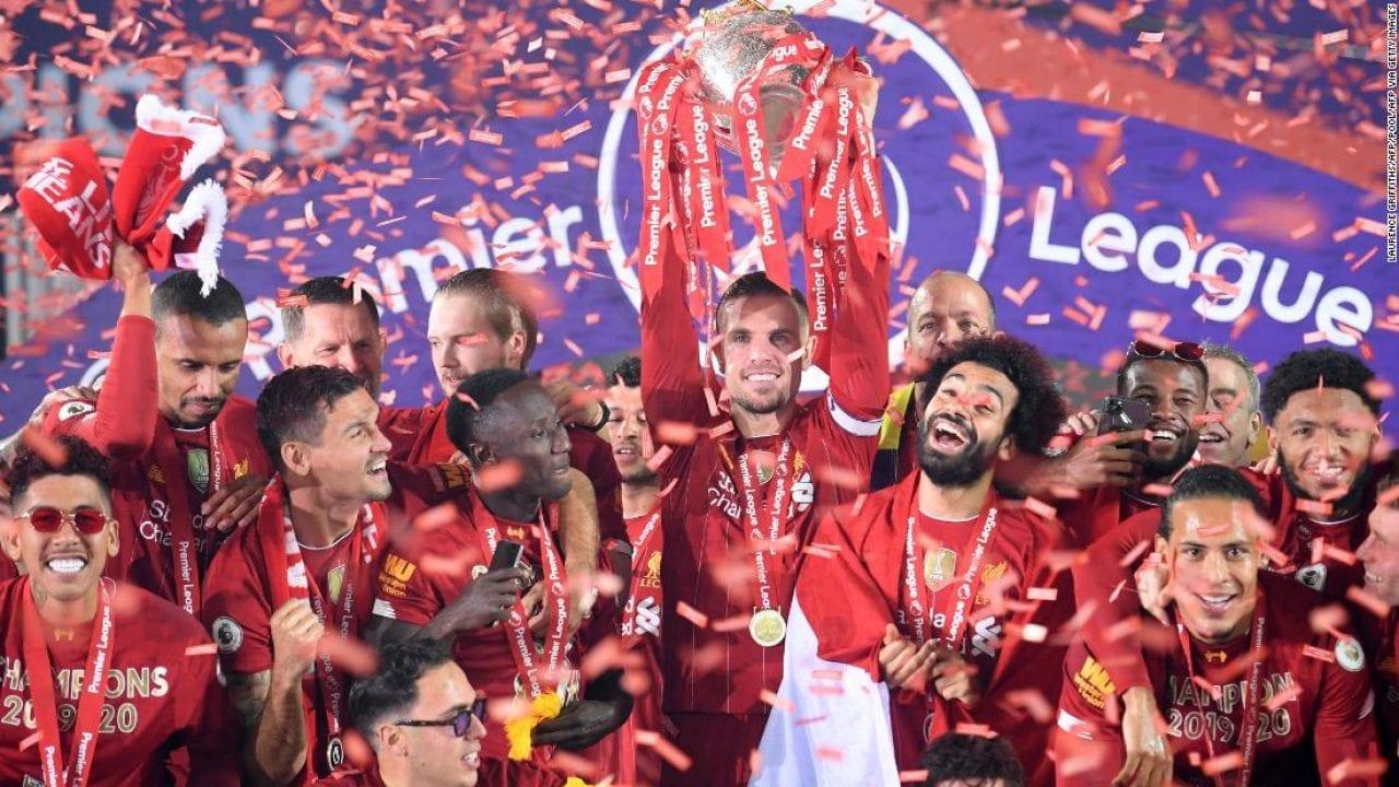 ليفربول في 2020