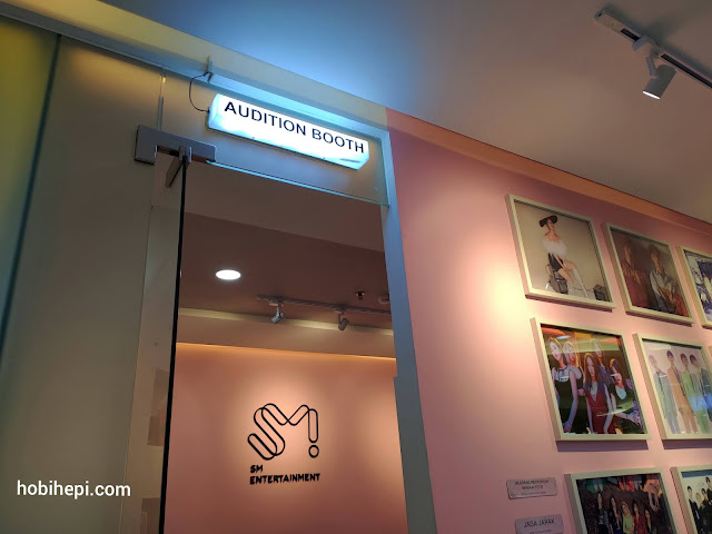 Audition Room SM Entertainment Indonesia