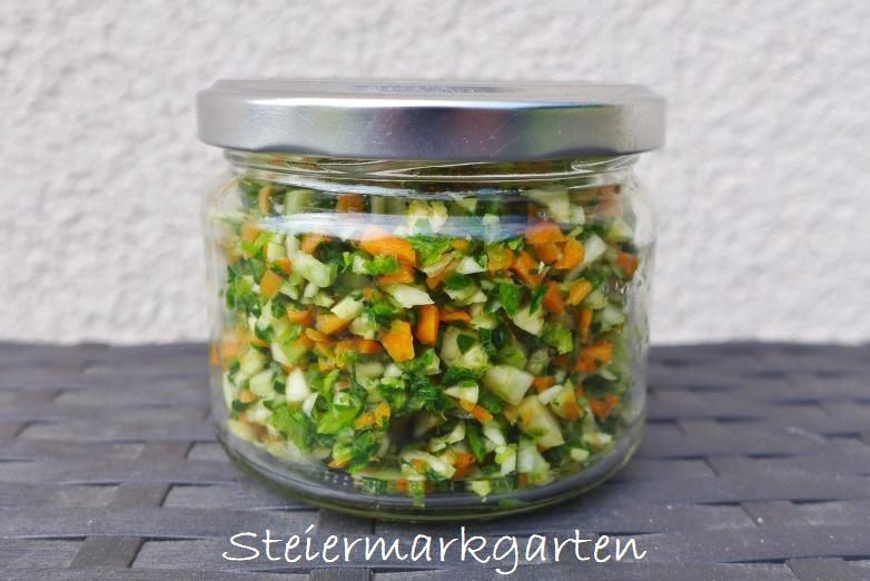 Suppenwürze-Steiermarkgarten