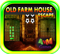 AvmGames Old Farm House Escape