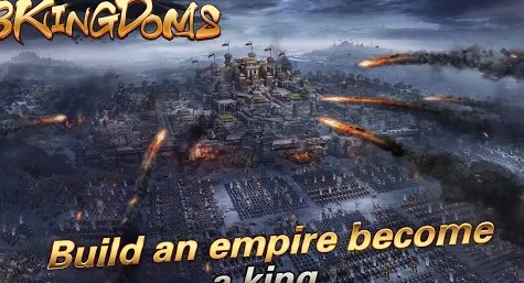 Three Kingdoms: Dinasti Perang